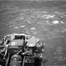 Nasa's Mars rover Curiosity acquired this image using its Left Navigation Camera on Sol 3008, at drive 958, site number 85