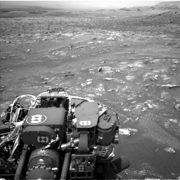 Nasa's Mars rover Curiosity acquired this image using its Left Navigation Camera on Sol 3008, at drive 1036, site number 85