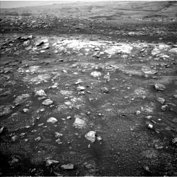 Nasa's Mars rover Curiosity acquired this image using its Left Navigation Camera on Sol 3008, at drive 1066, site number 85