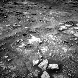 Nasa's Mars rover Curiosity acquired this image using its Right Navigation Camera on Sol 3008, at drive 538, site number 85