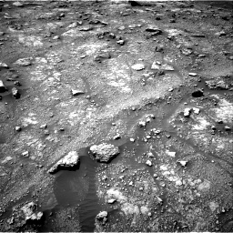 Nasa's Mars rover Curiosity acquired this image using its Right Navigation Camera on Sol 3008, at drive 550, site number 85