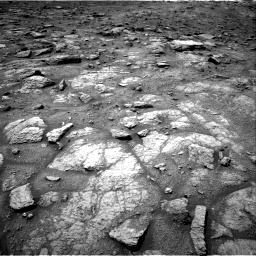 Nasa's Mars rover Curiosity acquired this image using its Right Navigation Camera on Sol 3008, at drive 586, site number 85