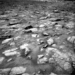 Nasa's Mars rover Curiosity acquired this image using its Right Navigation Camera on Sol 3008, at drive 604, site number 85