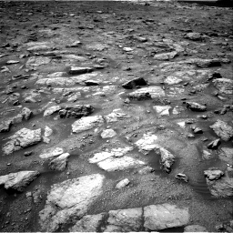 Nasa's Mars rover Curiosity acquired this image using its Right Navigation Camera on Sol 3008, at drive 610, site number 85