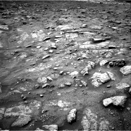 Nasa's Mars rover Curiosity acquired this image using its Right Navigation Camera on Sol 3008, at drive 622, site number 85