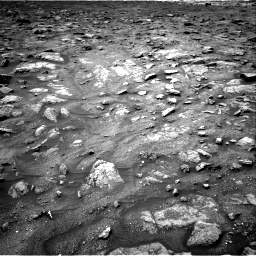 Nasa's Mars rover Curiosity acquired this image using its Right Navigation Camera on Sol 3008, at drive 634, site number 85