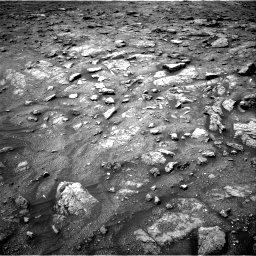 Nasa's Mars rover Curiosity acquired this image using its Right Navigation Camera on Sol 3008, at drive 652, site number 85