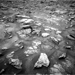 Nasa's Mars rover Curiosity acquired this image using its Right Navigation Camera on Sol 3008, at drive 676, site number 85