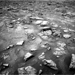 Nasa's Mars rover Curiosity acquired this image using its Right Navigation Camera on Sol 3008, at drive 682, site number 85