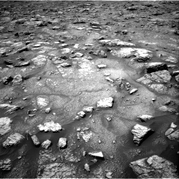 Nasa's Mars rover Curiosity acquired this image using its Right Navigation Camera on Sol 3008, at drive 688, site number 85