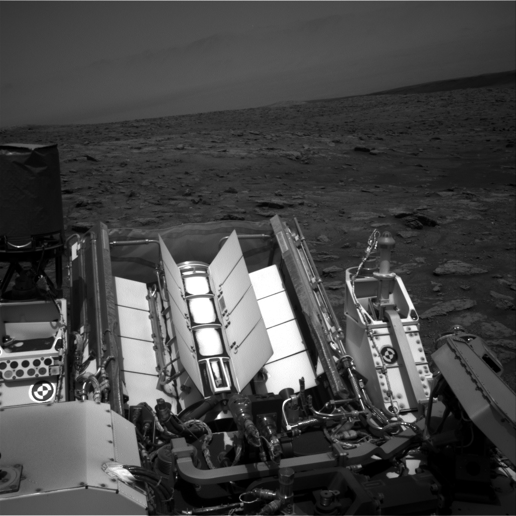 Nasa's Mars rover Curiosity acquired this image using its Right Navigation Camera on Sol 3008, at drive 742, site number 85