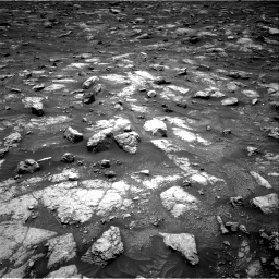 Nasa's Mars rover Curiosity acquired this image using its Right Navigation Camera on Sol 3008, at drive 760, site number 85