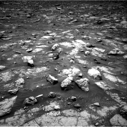 Nasa's Mars rover Curiosity acquired this image using its Right Navigation Camera on Sol 3008, at drive 766, site number 85