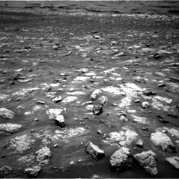 Nasa's Mars rover Curiosity acquired this image using its Right Navigation Camera on Sol 3008, at drive 772, site number 85