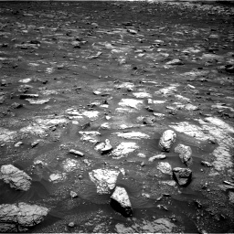 Nasa's Mars rover Curiosity acquired this image using its Right Navigation Camera on Sol 3008, at drive 784, site number 85