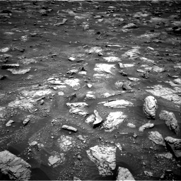 Nasa's Mars rover Curiosity acquired this image using its Right Navigation Camera on Sol 3008, at drive 790, site number 85