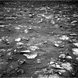 Nasa's Mars rover Curiosity acquired this image using its Right Navigation Camera on Sol 3008, at drive 808, site number 85