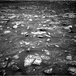 Nasa's Mars rover Curiosity acquired this image using its Right Navigation Camera on Sol 3008, at drive 844, site number 85