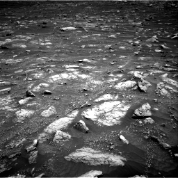 Nasa's Mars rover Curiosity acquired this image using its Right Navigation Camera on Sol 3008, at drive 874, site number 85