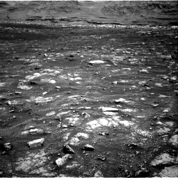 Nasa's Mars rover Curiosity acquired this image using its Right Navigation Camera on Sol 3008, at drive 880, site number 85