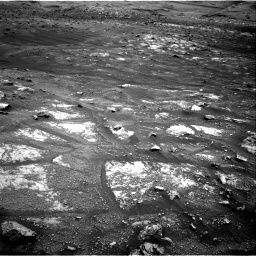 Nasa's Mars rover Curiosity acquired this image using its Right Navigation Camera on Sol 3008, at drive 892, site number 85