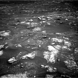 Nasa's Mars rover Curiosity acquired this image using its Right Navigation Camera on Sol 3008, at drive 928, site number 85