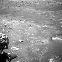 Nasa's Mars rover Curiosity acquired this image using its Right Navigation Camera on Sol 3008, at drive 934, site number 85