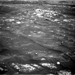 Nasa's Mars rover Curiosity acquired this image using its Right Navigation Camera on Sol 3008, at drive 940, site number 85