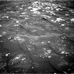 Nasa's Mars rover Curiosity acquired this image using its Right Navigation Camera on Sol 3008, at drive 958, site number 85