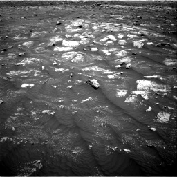 Nasa's Mars rover Curiosity acquired this image using its Right Navigation Camera on Sol 3008, at drive 970, site number 85