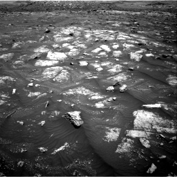Nasa's Mars rover Curiosity acquired this image using its Right Navigation Camera on Sol 3008, at drive 976, site number 85