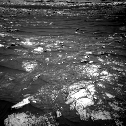 Nasa's Mars rover Curiosity acquired this image using its Right Navigation Camera on Sol 3008, at drive 982, site number 85