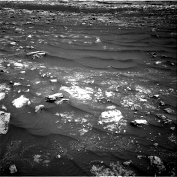 Nasa's Mars rover Curiosity acquired this image using its Right Navigation Camera on Sol 3008, at drive 994, site number 85