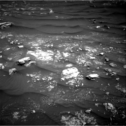 Nasa's Mars rover Curiosity acquired this image using its Right Navigation Camera on Sol 3008, at drive 1000, site number 85