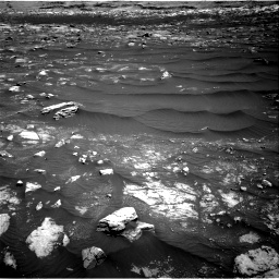 Nasa's Mars rover Curiosity acquired this image using its Right Navigation Camera on Sol 3008, at drive 1006, site number 85