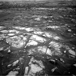 Nasa's Mars rover Curiosity acquired this image using its Right Navigation Camera on Sol 3008, at drive 1012, site number 85