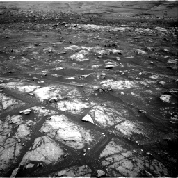 Nasa's Mars rover Curiosity acquired this image using its Right Navigation Camera on Sol 3008, at drive 1018, site number 85