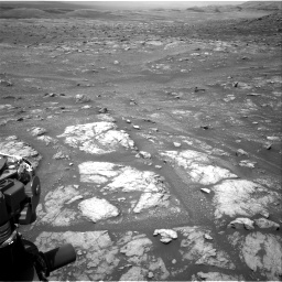Nasa's Mars rover Curiosity acquired this image using its Right Navigation Camera on Sol 3008, at drive 1024, site number 85