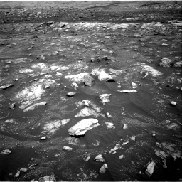 Nasa's Mars rover Curiosity acquired this image using its Right Navigation Camera on Sol 3008, at drive 1036, site number 85