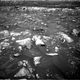 Nasa's Mars rover Curiosity acquired this image using its Right Navigation Camera on Sol 3008, at drive 1042, site number 85