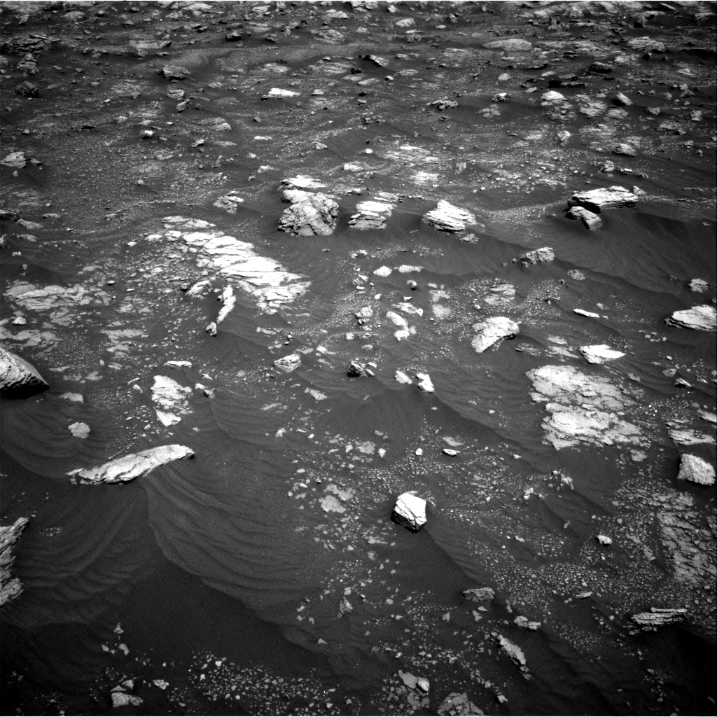 Nasa's Mars rover Curiosity acquired this image using its Right Navigation Camera on Sol 3008, at drive 1048, site number 85