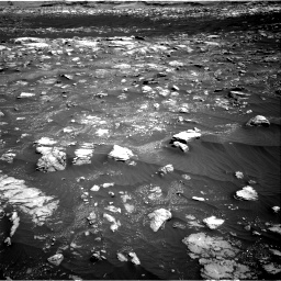 Nasa's Mars rover Curiosity acquired this image using its Right Navigation Camera on Sol 3008, at drive 1054, site number 85