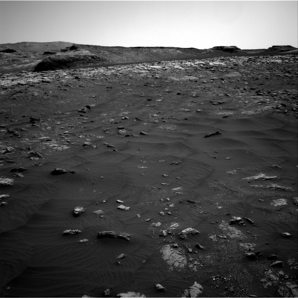 Nasa's Mars rover Curiosity acquired this image using its Right Navigation Camera on Sol 3008, at drive 1072, site number 85