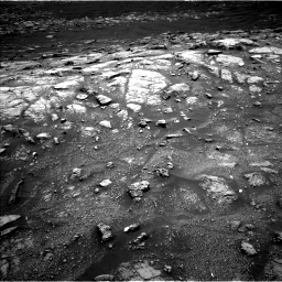 Nasa's Mars rover Curiosity acquired this image using its Left Navigation Camera on Sol 3011, at drive 1126, site number 85
