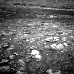 Nasa's Mars rover Curiosity acquired this image using its Left Navigation Camera on Sol 3011, at drive 1228, site number 85