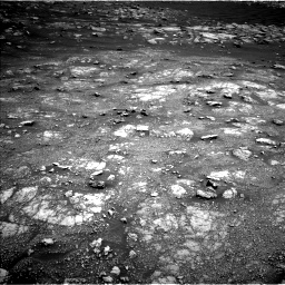 Nasa's Mars rover Curiosity acquired this image using its Left Navigation Camera on Sol 3011, at drive 1258, site number 85