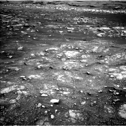 Nasa's Mars rover Curiosity acquired this image using its Left Navigation Camera on Sol 3011, at drive 1276, site number 85