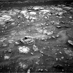 Nasa's Mars rover Curiosity acquired this image using its Right Navigation Camera on Sol 3011, at drive 1114, site number 85