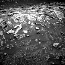 Nasa's Mars rover Curiosity acquired this image using its Right Navigation Camera on Sol 3011, at drive 1144, site number 85