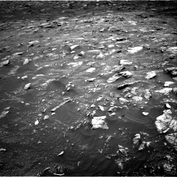 Nasa's Mars rover Curiosity acquired this image using its Right Navigation Camera on Sol 3011, at drive 1168, site number 85
